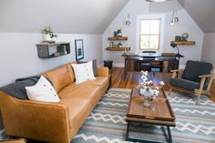 Fixer Upper Goes Tiny: Joanna's Tips for Living Small, Stylishly | Decorating and Design Blog | HGTV