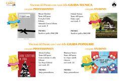 Comunicato Stampa: PREMIO COVER PIU' - Scelti i vincitori del Premio per valorizzare la veste grafica del libro