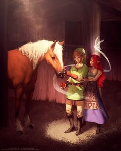 Man, I need to get Skyward Sword.  ...Man, I need to start playing my Wii again.