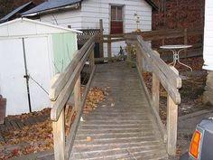 How To Build A Wheelchair Ramp House Thumbnail