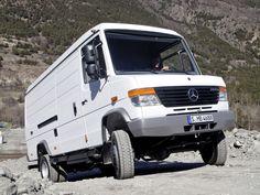 Mercedes-Benz Vario 814DA-KA Kasten (670) '2009–н.в.
