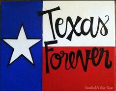 TEXAS FOREVER!!! ★