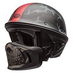 Patch Patch Biltwell Shield Rouge de 3/Biker Custom Red//Black