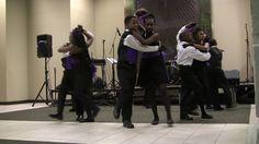 CUSA CHAMPIONS DANCING AT 2ND ANNUAL RIVERFRONT GALA