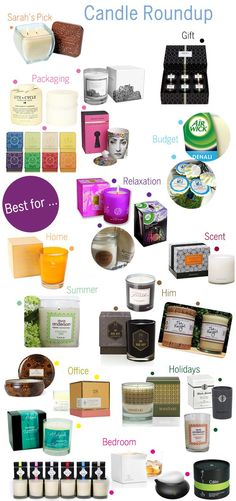 """Candle Roundup: NIQUEA.D made it on Lucky Magazine's Candle Roundup! Our classic scent """"Citrus Blossom"""" is featured as a best pick for home. Also enjoy the newly added """"Jasmine Petals"""" and """"Pink Grapefruit"""" for a sensational burning experience. Another fabulous way to share the magic of NIQUEA.D!"""