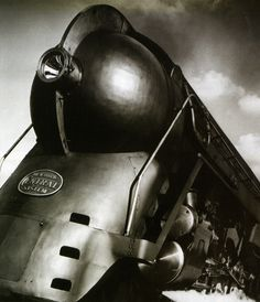 New York Central train engine