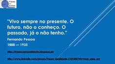 Fernando Pessoa, conhecido poeta, filósofo e escritor português.