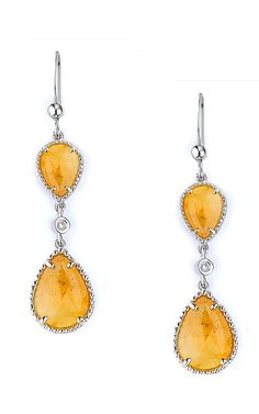 Michael M Sapphire Women's Jewelry, Sapphire, Jewels, Drop Earrings, Jewerly, Drop Earring, Gemstones, Fine Jewelry, Gem