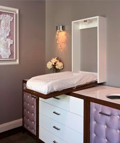 omg! gorgeous!! baby changing table