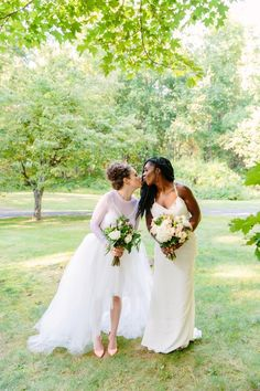 Super Chic Same Sex Wedding | Jenna Bascom Photography | This Modern Love Events | Bridal Musings Wedding Blog