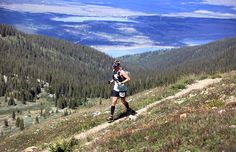 Long regarded one of the premier ultrarunning races in the world, the Leadville 100 takes participants on a 100-mile running tour of some of the most beautiful yet difficult terrain that Colorado has to offer. #leadville100 #colorado #ultrarunning