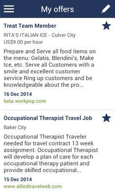 Jobs - Job Search - Careers- screenshot