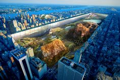 Glass building that walls in Central Park wins skyscraper award