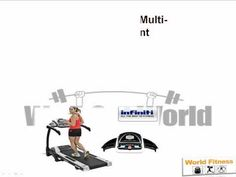 Information video on workout world, workout with fitness equipments, types of fitness equipment for workout, workout with strength training equipment, workout with cardio fitness equipment and complete body workout with multi-function fitness equipment - For more details on quality workout equipments visit http://fitnessequipmentblog.worldfitness.com.au/daily-workout-world