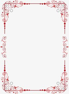 European border PNG and Vector Boarder Designs, Page Borders Design, Borders For Paper, Borders And Frames, Floral Frames, Best Photo Frames, Picture Borders, Wedding Borders, Wedding Invitation Background