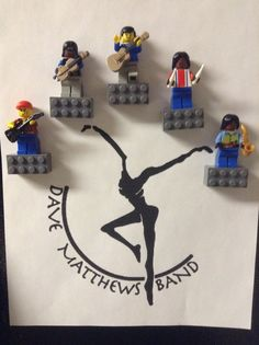 Hey, I found this really awesome Etsy listing at https://www.etsy.com/listing/224348266/dave-matthews-band-dmb-lego-magnets-set