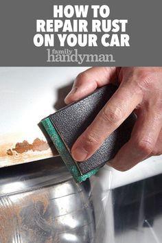Car Rust Repair, Car Paint Repair, Home Repair, Auto Paint, Garage Repair, Vehicle Repair, Repair Shop, Car Cleaning, Cleaning Hacks