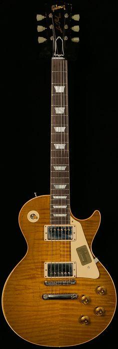 Gibson Custom Shop True Historic 1959 Les Paul Reissue - Tom Murphy Aged