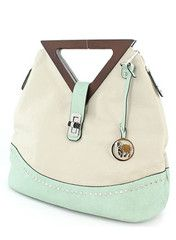 Mint Green Lydia Handbag