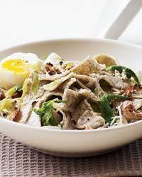 Creamy #Buckwheat #Pasta with Wild #Mushrooms from BNC '14 Matt Accarrino