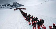Epic photoshoot the Alps » Biskvitka.net - The First Bulgarian Entertainment Portal