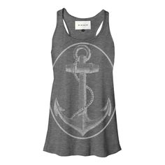 Anchor Tank Women's / by The Rise And Fall