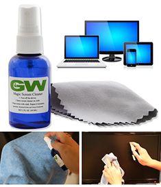 GW Magic Screen Cleaner Kit - Best For All HDTVs, 4K Ultr... https://www.amazon.com/dp/B00L87POKK/ref=cm_sw_r_pi_dp_x_lMYQybB9GQQ23