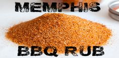 Pigskin Barbeque Presents….. Our version of Memphis Style BBQ Rub which can be used on ribs, butts, and even brisket! It has many of the Memphis staples when it comes to rubs and seasonings, …