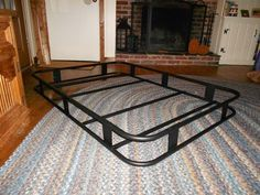 homemade no weld roof rack                              …                                                                                                                                                                                 More