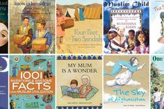 10 Must Have Books for Muslim Children