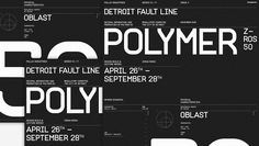 searchsystem: Zivan Rosic / Polymer Series / Graphics / 2016 | FUCKYOU.DESIGN