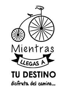 Motivational Phrases, Inspirational Quotes, Mr Wonderful, Postive Quotes, Spanish Quotes, Sentences, Stencils, Life Quotes, Clip Art