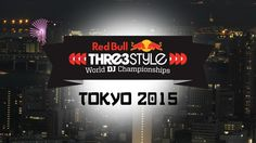 RedBull Thre3Style 2015...The RedBull Thre3style competition takes us to Tokyo, Japan. With some returning and several new competitors in 2015, the stakes are at an all time high. With RedBull Thre3style's global reach continuously expanding, Tokyo, Japan serves as the perfect host for this year's army of competing DJs.  Along with previous champions, DJ Jazzy Jeff chronicles this year's event and takes us on the inside of what it takes to be a world champion.