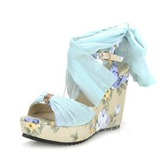 Wedges+-+$34.99+-+Leatherette+Wedge+Heel+Sandals+Peep+Toe+With+Buckle+shoes+(116046782)+http://jjshouse.com/Leatherette-Wedge-Heel-Sandals-Peep-Toe-With-Buckle-Shoes-116046782-g46782