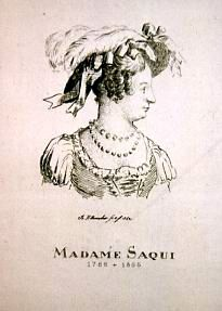 Madame Saqui performer at Vauxhall Gardens Georgian, Regency, Gardens, Printables, Posters, London, My Style, Board, Image