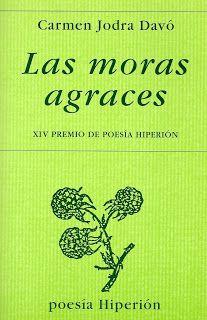 Uno de los dos poemarios publicados de Carmen Jodrá, escrito cuando la autora contaba con, tan sólo, con 18 años.