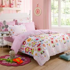 New style 100% cotton queen size bedding sets cover bed sheets bed linen bedclothes duvet cover bed sheet pillowcases bedspread  $76.00
