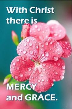 Hebrews 4:16 (NLT) - So let us come boldly to the throne of our gracious God. There we will receive His mercy, and we will find grace to help us when we need it most.