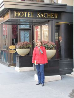 Hotel Sacher in Vienna, where you can have a delicious Sacher Torte! Billy Joel, Bible Scriptures, Vienna, Lord, Letters, Letter, Bible Scripture Quotes, Lettering, Scriptures