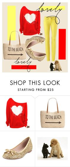 """""""Untitled #717"""" by nizaba-haskic ❤ liked on Polyvore featuring Style & Co. and Kate Spade"""