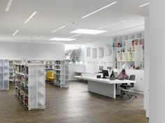 Gallery of City Library Bruges / Studio Farris Architects - 23