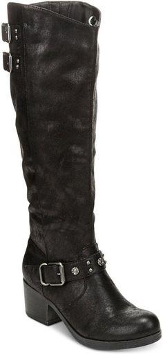 6bbcc9e1e01 Carlos by Carlos Santana Cara Tall Riding Boots Shoes - Boots - Macy s