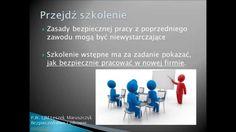 Szkolenie wstępne BHP - Przed przystąpieniem do nowej pracy | P.W. LJM L...