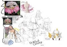 Mise En Page Portfolio Mode, Fashion Portfolio Layout, Fashion Design Sketchbook, Fashion Illustration Sketches, Portfolio Design, Portfolio Ideas, Illustration Art, Sketchbook Layout, Sketchbook Inspiration