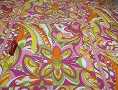 """Холодная вискоза с принтом в стиле Pucci. Хорошее цветовое сочетание - фуксия, желтый, оранжевый, салатовый. На фото немного """"съелись"""" цвета... 600 х вискоза"""
