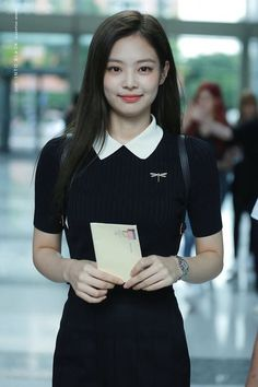 Find BlackPink Clothes, KPOP T-Shirts for an affordable price Style Outfits, Kpop Outfits, Blackpink Jennie, Blackpink Fashion, Korean Fashion, Girls Generation, Korean Girl, Asian Girl, Moda Kpop