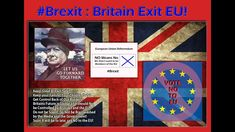 "The Truth About The EU ""BREXIT""  Illuminati, Rothschild. Illuminati, Christianity, Creative Ideas, Documentaries, Rome, Irish, Politics, Facts, Social Media"