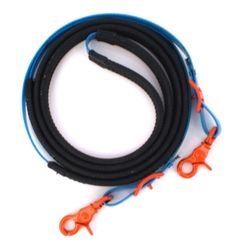 Maxhorse reins with rubber grip