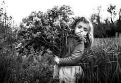 Lilac picking in a small village in northern Spain with photographer Charo Diez (@charo_diez) and her 4-year-old daughter. To submit your images for consideration on our feed follow @childhoodeveryday and tag your photos #childhoodeveryday. // #portrait #blackandwhite #portraitphotography #portraits #artphotography #contemporaryphotography #blackandwhiteisworththefight #monochrome #familydocumentary