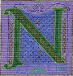 medieval illuminated letters alphabet - Google Search   Craft ...